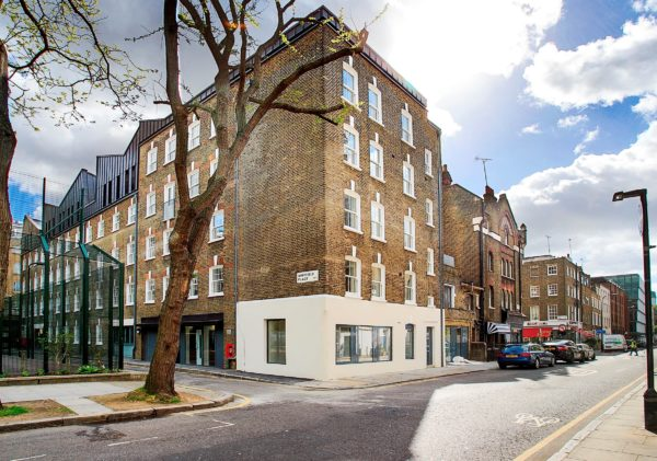 Suffolk House, Origin Housing's Affordable Development in Fitzrovia.