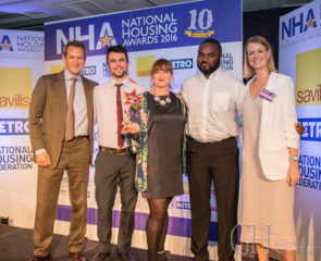 Faust Sponsor National Housing Awards 2016