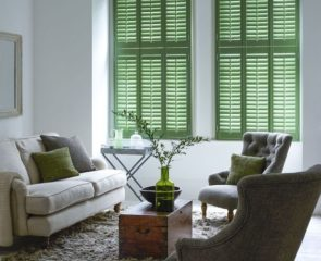 Interiors Go Green For 2017