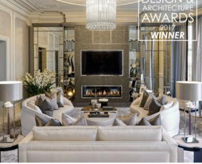 Hill House Interiors & Henley Homes Win at the International Design & Architecture Awards