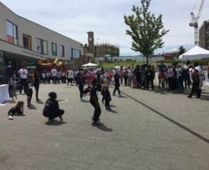 The Barking Riverside Family Fair!